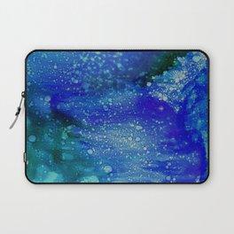 Aurora Galaxy Laptop Sleeve