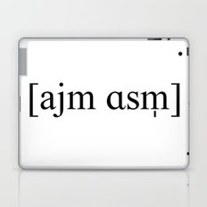 I'm a linguist, and I'm awesome Laptop & iPad Skin