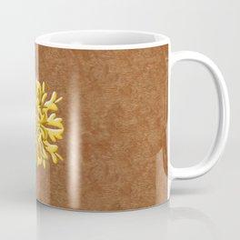 """""""Marron Doré"""" Coffee Mug"""