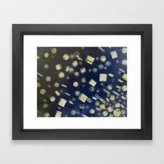 PBlY DebrisField Framed Art Print