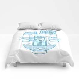 Ramen Set Comforters