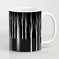 woods Mugs featuring Woods by S.Y.Hong