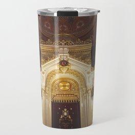Shalom. Travel Mug