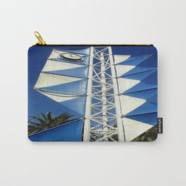 Wind Sails Carry-All Pouch