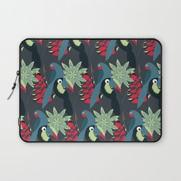 Rainforest pattern Laptop Sleeve