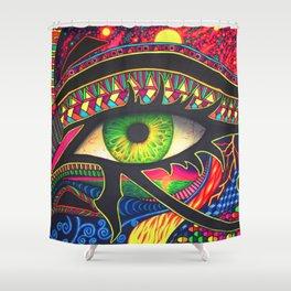 Eye Of Wonder Shower Curtain