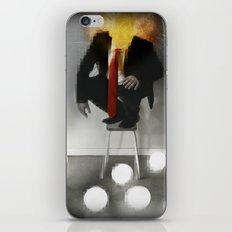 Mr. Glitch: Fear the Light iPhone & iPod Skin