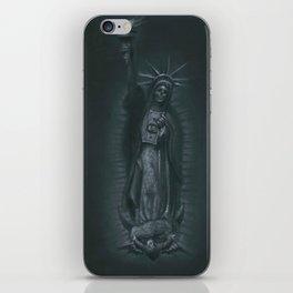 Virgen de Nueva York iPhone Skin