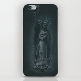 Virgen de Nueva York iPhone Skin