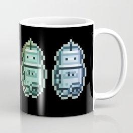 Time Traveling Soulbots Coffee Mug