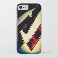 film iPhone & iPod Cases featuring Film by wendygray