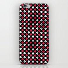 Hashtag Pattern iPhone & iPod Skin
