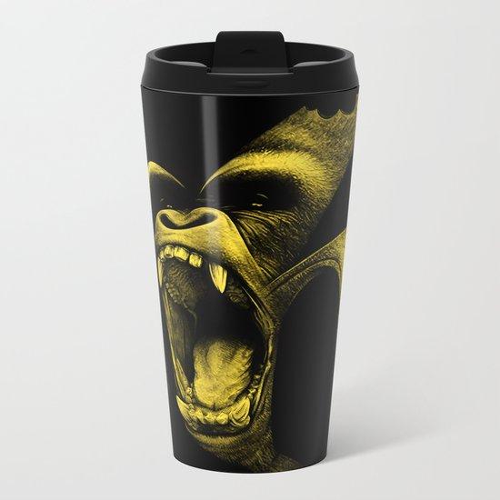 This Sh*t is Bananas Metal Travel Mug