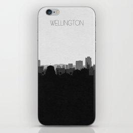 City Skylines: Wellington iPhone Skin