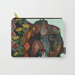 bison mint Carry-All Pouch