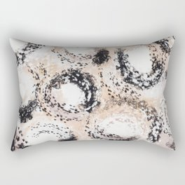 Olivia Abstract Rectangular Pillow