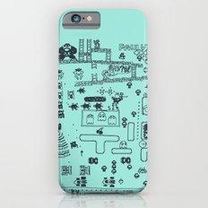 Retro Arcade Mash Up iPhone 6s Slim Case