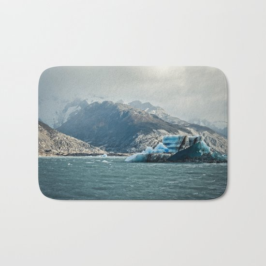 Ice Sea 4 Bath Mat