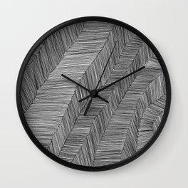 Pen & Ink: #10 Wall Clock