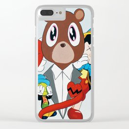 Pinocchio Story Clear iPhone Case