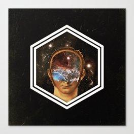 Beta (β) Canvas Print