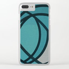 Through the Eyes of Outi Ikkala 4 Clear iPhone Case