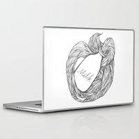 milk Laptop & iPad Skins featuring MILK by UMPAPART