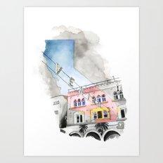 Venice CA Art Print