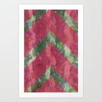 klimt Art Prints featuring klimt by littlehomesteadco