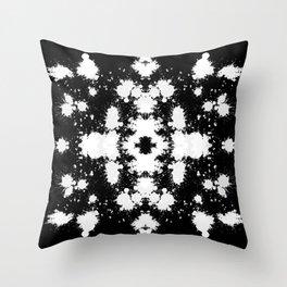 Rorsch 2 Throw Pillow