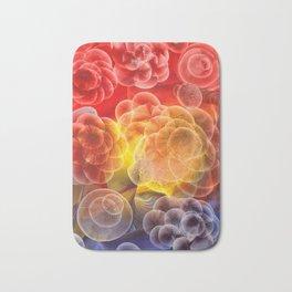 Flowers I Bath Mat