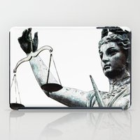 justice iPad Cases featuring Justice ? by arnedayan