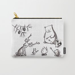 EVERYTHING'S S'MORE FUN WITH FRIENDS! Carry-All Pouch