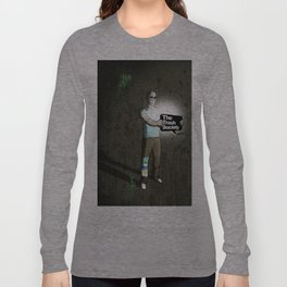 The Trash Society artwork Long Sleeve T-shirt