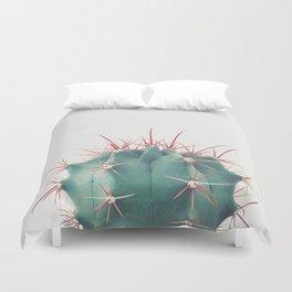 Ferocactus Duvet Cover