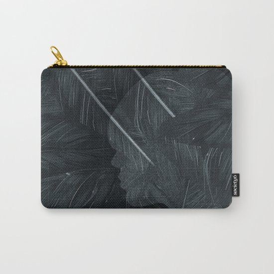 Ornithology-B Carry-All Pouch