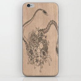 Ranunculus Lives iPhone Skin