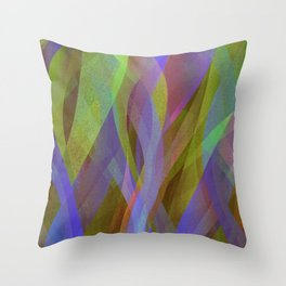 Abstract background G137 Throw Pillow