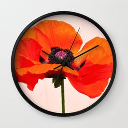A HAPPY COUPLE Wall Clock