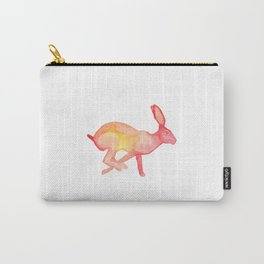 Les Animaux: Jack Rabbit Carry-All Pouch