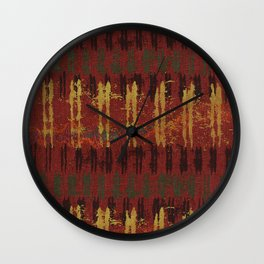 Understructure 4 Wall Clock