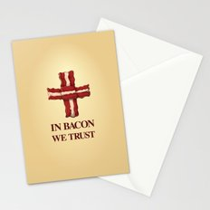 Baconicism Promo Stationery Cards