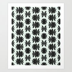 Light Bugs Art Print