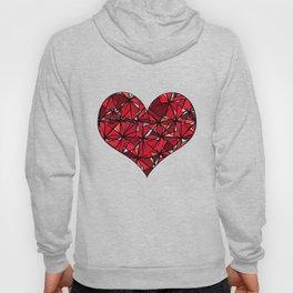 Barbed heart. Hoody