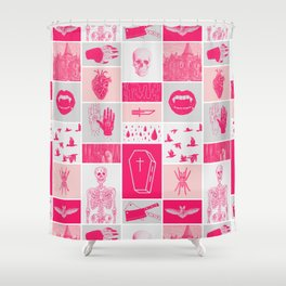 Fright Delight Shower Curtain