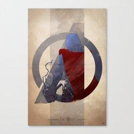 Avengers Assembled: The Myth Canvas Print