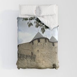 City of Carcassonne Comforters