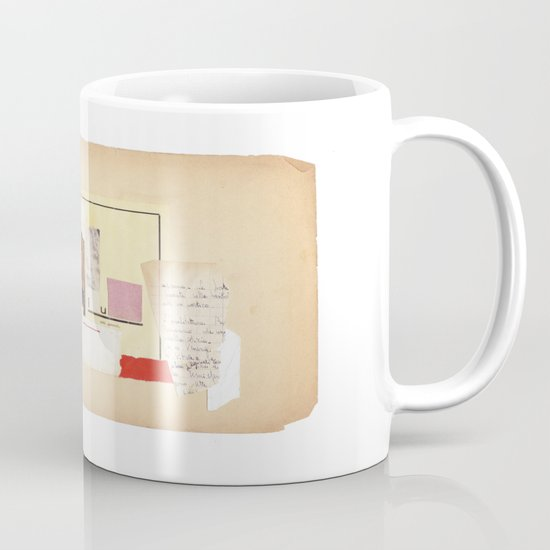 geometric exp #01 Mug