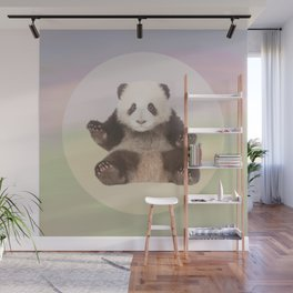 Save the Giant Panda - Endangered Species 5 Wall Mural