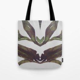 Olive Wings Tote Bag